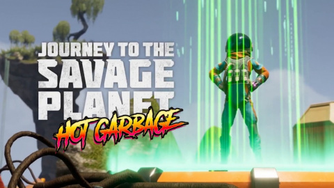 Journey To The Savage Planet : Hot Garbage sur PS4