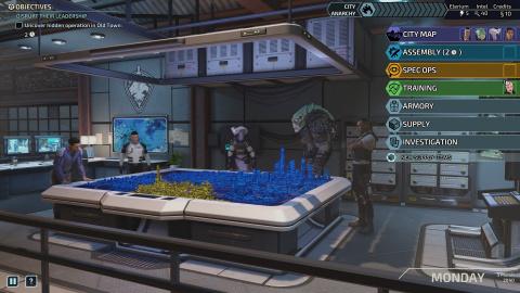 XCOM : Chimera Squad - Un nouveau spin-off annoncé et daté