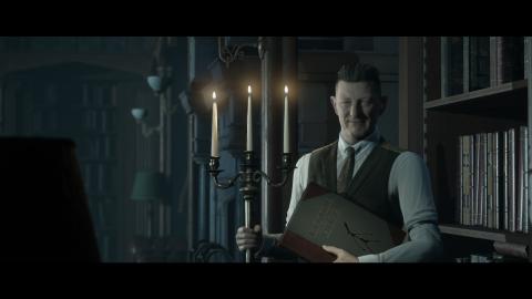 The Dark Pictures : Little Hope se trouve une fenêtre de sortie et propose des images supplémentaires