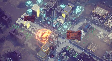 Industries of Titan : le city-builder passe en accès anticipé et présente sa roadmap