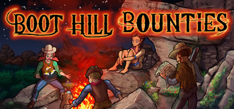 Boot Hill Bounties sur Switch