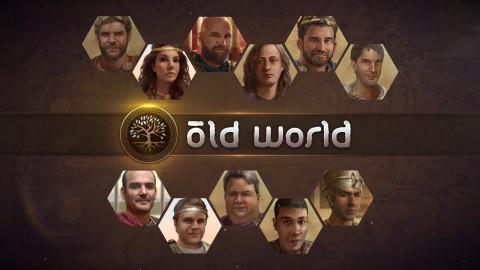 Old World sur PC