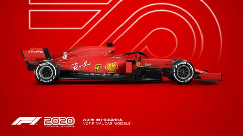 F1 2020, solution complète
