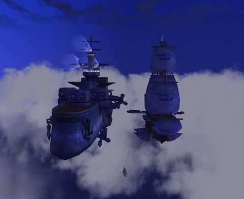 Skies of Arcadia : les coulisses des pirates de l'air
