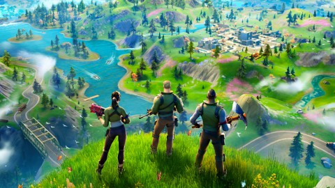 Epic Games confirme le portage de Fortnite sur PS5 et Xbox Series