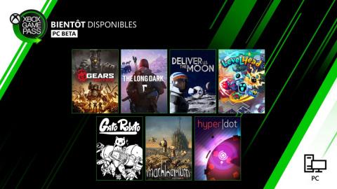 Xbox Game Pass : découvrez les nouveaux venus en vidéo !