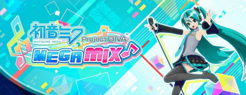 Hatsune Miku : Project DIVA Mega Mix sur Switch