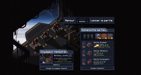 Into the Breach passe en version 1.2 et accueille une traduction française