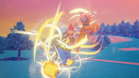 Dragon Ball Z Kakarot : Un nouveau pouvoir s'éveille - le premier DLC prend date