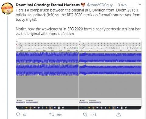 Doom Eternal : une OST diffusée qui dérange son compositeur Mick Gordon