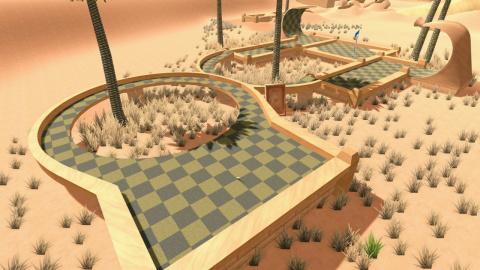 Golf with your Friends sortira officiellement le 19 mai sur PC et consoles