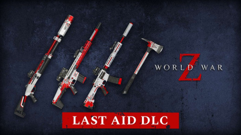 World War Z - Un nouveau pack d'armes sera livré dans la version GOTY