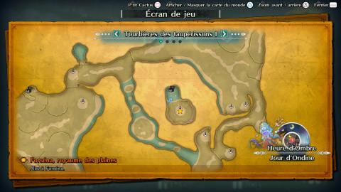 Chapitre 03 : La route de Forséna