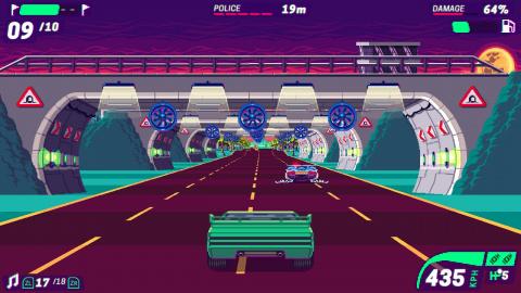 80's Overdrive : Un portage sur Nintendo Switch le mois prochain