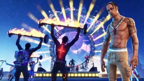 Concerts 3.0 dans Fortnite : Nouvel El Dorado d'Epic Games ? (Vidéo)