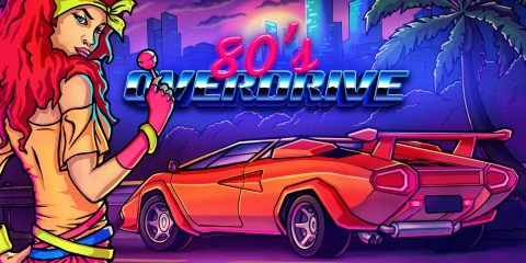 80's Overdrive sur Switch
