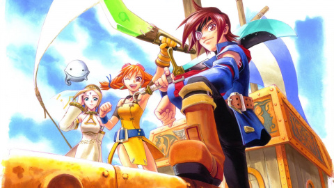 Skies of Arcadia : les coulisses des pirates de l'air