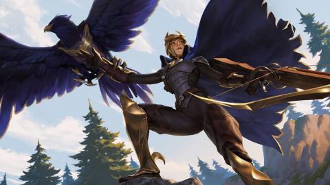 """Itw Legends of Runeterra : """"Intégrer tous les champions de LoL est l'un de nos buts"""""""