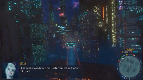 Cloudpunk : Une belle balade narrative au coeur d'un univers cyberpunk