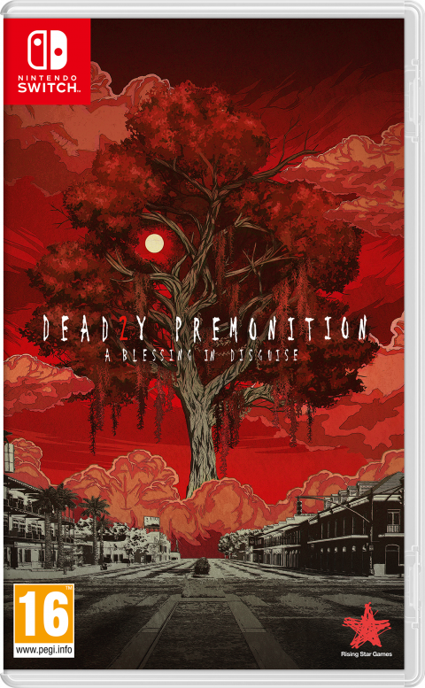 Deadly Premonition 2 : A Blessing in Disguise sur Switch