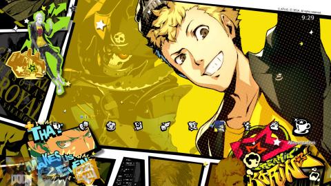Persona 5 Royal, thèmes et avatars PS4 : comment les récupérer ?