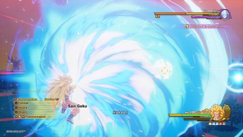 Dragon Ball Z Kakarot (DLC 1) : Très limité mais pratique (Vidéo commentée)