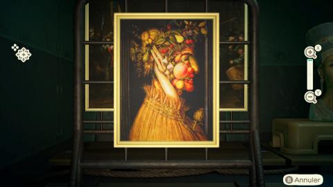 Galerie d'art du musée : tous les tableaux et contrefaçons