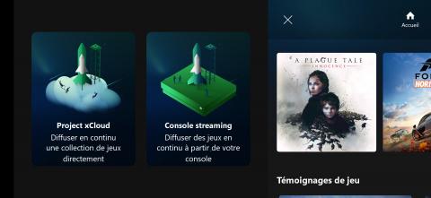 Premières impressions sur xCloud, le service de cloud gaming de Microsoft
