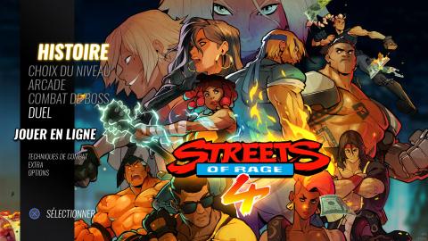 Soldes Xbox One : Street of Rage 4 en réduction à -34%