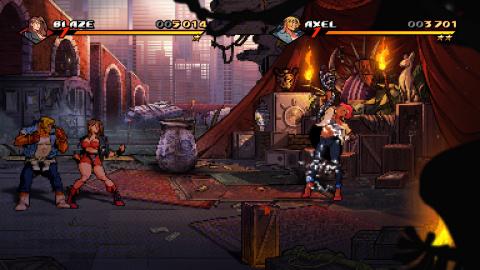 Streets of Rage 4 en promo sur Nintendo Switch, PS4 et Xbox One : jusqu'à -19% de réduction