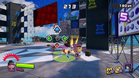 Ninjala : Premier contact avec ce titre se situant entre Splatoon et Fortnite