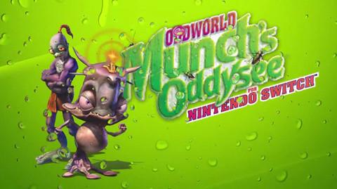 Oddworld : Munch's Oddysee sur Switch