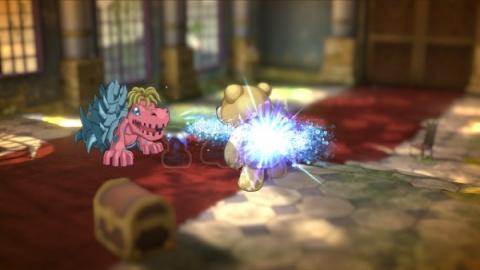 Digimon Survive nous présente Miu Shinonome et Syakomon en images