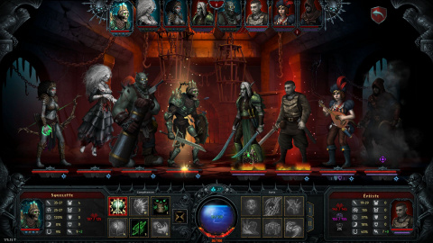 Iratus : Lord of the Dead - Une alternative solide et accessible à Darkest Dungeon