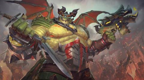 Paladins : Le champion Corvus, la Lame du Magistrat, fait son entrée