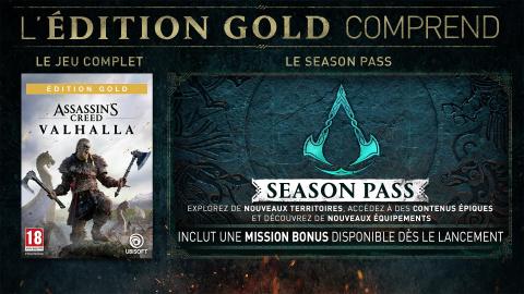 Assassin's Creed Valhalla : Machines concernées, fenêtre de sortie et trailer dévoilés
