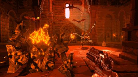 BPM : Bullets Per Minute, le shooter rogue-like annoncé sur consoles et PC