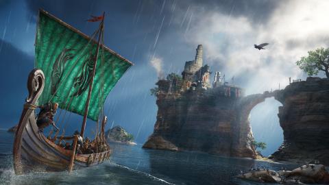 """Assassin's Creed Valhalla : """"L'angle narratif, le plus historique et le plus intéressant pour le joueur"""""""