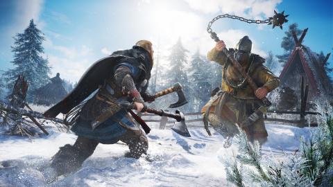 Assassin's Creed Valhalla dévoile ses nouvelles mécaniques en détails
