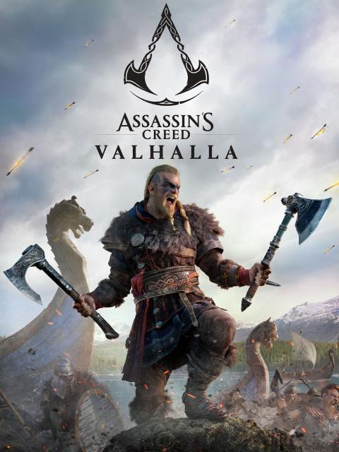 Assassin's Creed Valhalla sur PS5