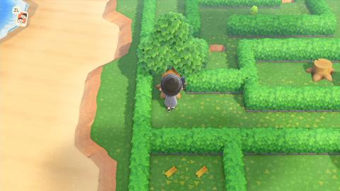 Animal Crossing New Horizons : labyrinthe de l'escapade du 1er mai, notre guide