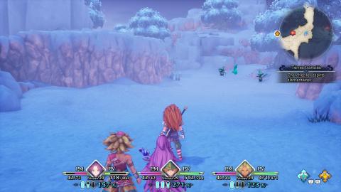 Chapitre 07 : La glace et le feu, Ondine et Athanor rejoignent le groupe