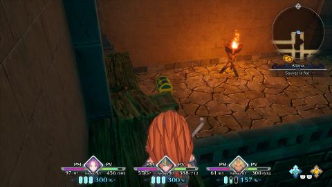 Chapitre 9 : La récupération de l'Epée Mana