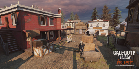 Call of Duty : Mobile - La Saison 6 ouvre ses portes