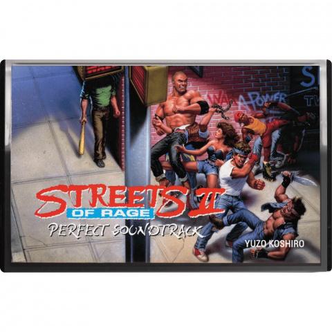 Streets of Rage : Les bandes sons des deux premiers opus rééditées