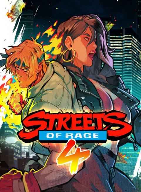 Streets of Rage 4 sur Switch