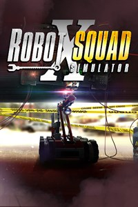 Robot Squad Simulator X sur ONE