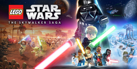 Lego Star Wars : La Saga Skywalker sur ONE
