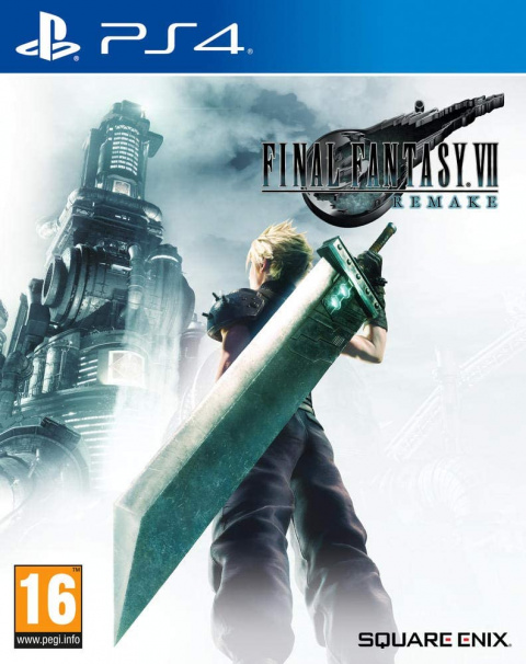 Promo PS4 : Final Fantasy VII Remake en promotion chez Rakuten