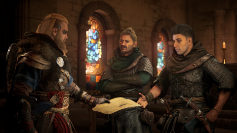 Assassin's Creed Valhalla - La lame secrète pourra tuer les adversaires instantanément